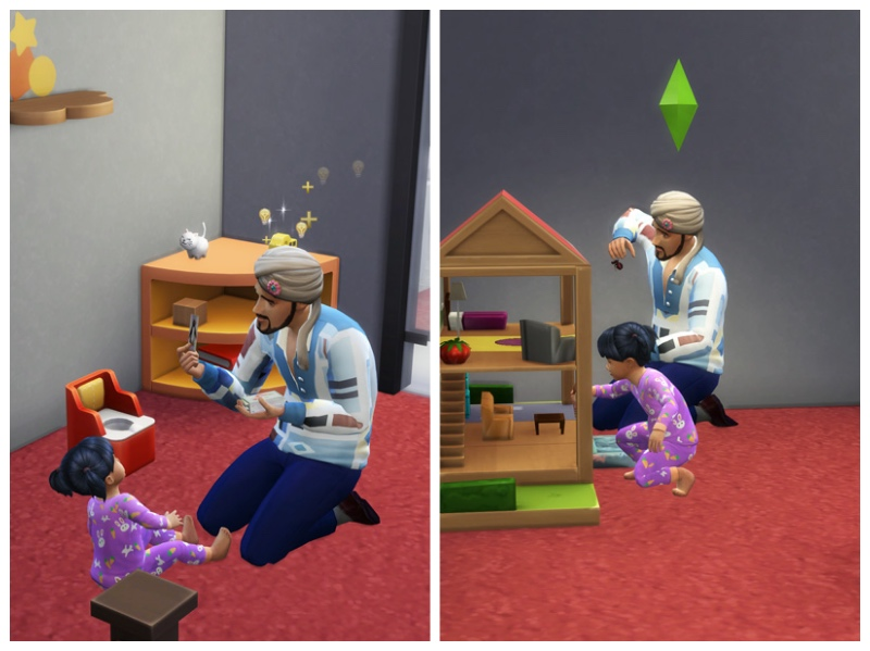 Raj Parenting Collage